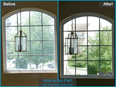Fixed Window - Before & After